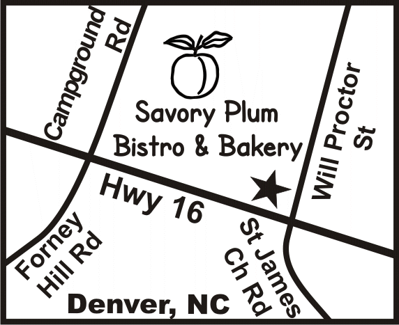 Savory Plum Map 1
