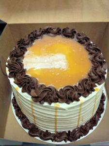 Six Inch Stairway to Heaven Cake
