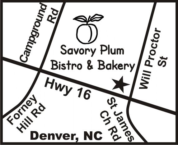 Savory Plum Map 1