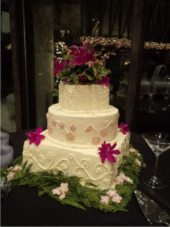 Wedding Cake Comp